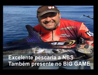pescaria de BIG GAME